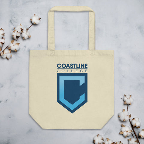 Coastline Natural Eco Tote Bag