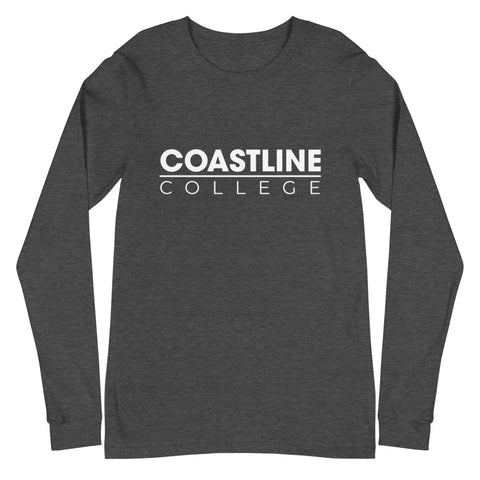 Coastline College Unisex Long Sleeve Tee