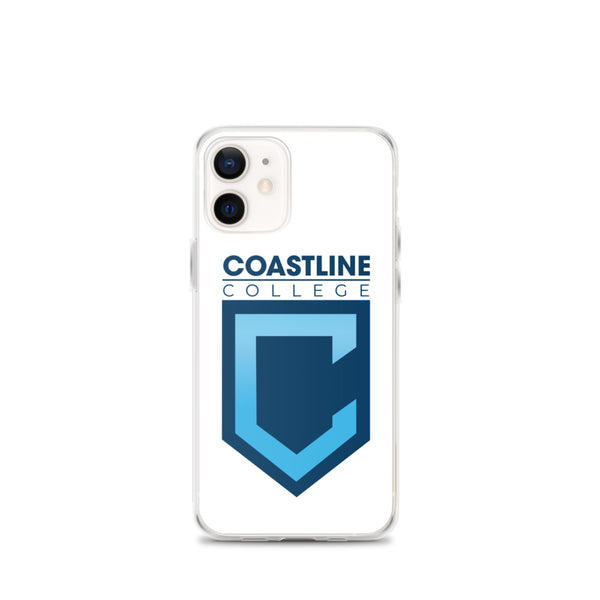 Coastline College iPhone Case