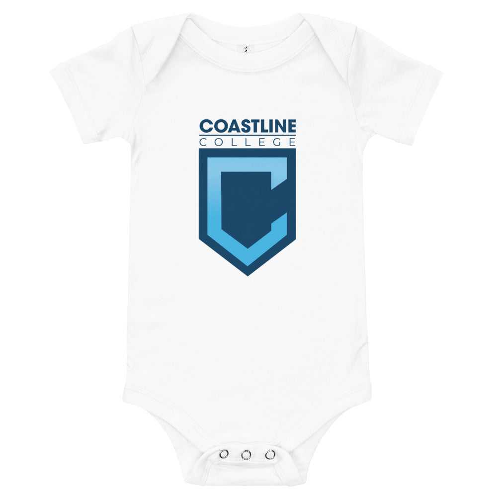 Coastline College Infant Onesie