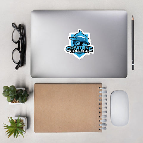 "Coastline eSports 4"" Sticker"