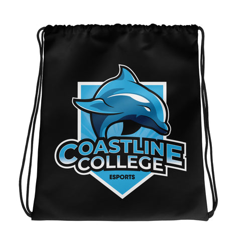 Coastline eSport Drawstring Bag