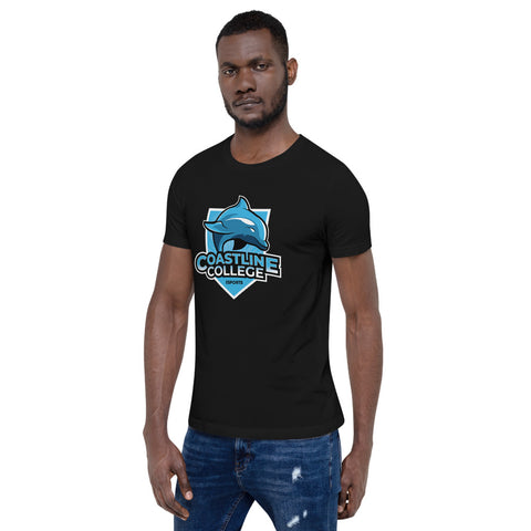 Coastline eSport Premium Short-Sleeve Unisex T-Shirt
