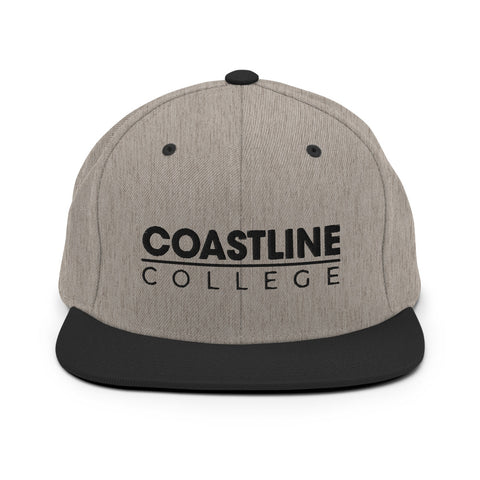 Coastline Two-Tone Snapback Hat