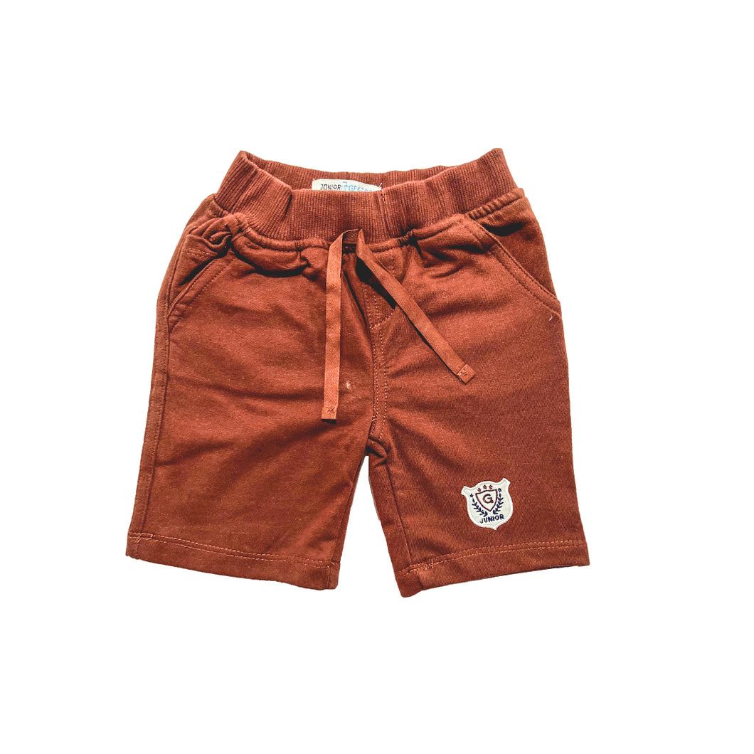 Short -  Cotton (Brown)
