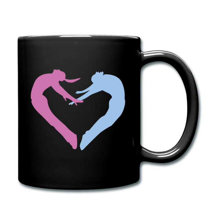 Dancers Heart Mug - Digital Crayons