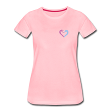 Load image into Gallery viewer, Dancers Heart Women's Premium T-Shirt - Digital Crayons
