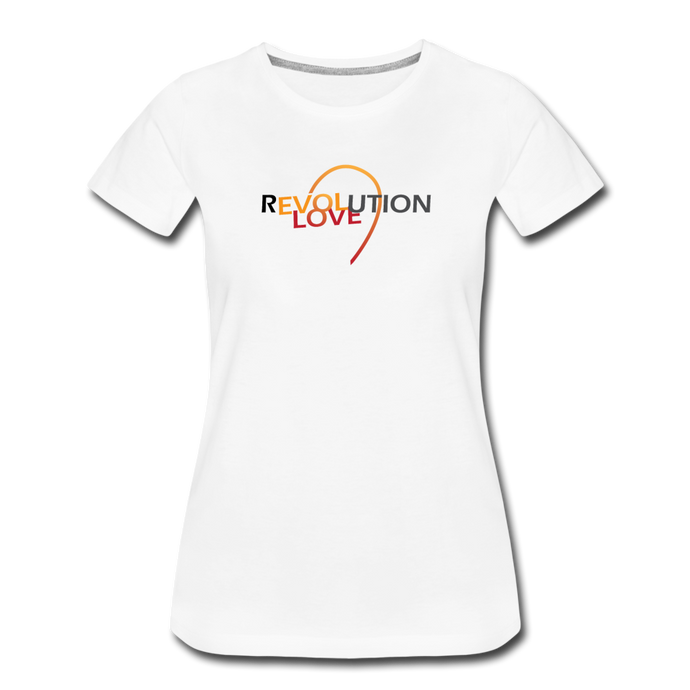 Love Revolution - white
