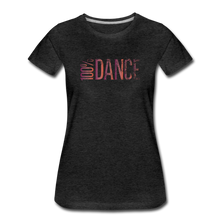 Load image into Gallery viewer, 100% Dance - Women - charcoal gray