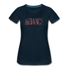 Load image into Gallery viewer, 100% Dance - Women - deep navy