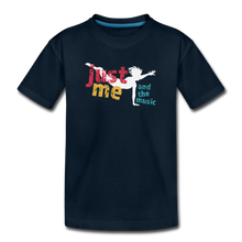 Load image into Gallery viewer, Just Me and the Music Kids' Premium T-Shirt - Digital Crayons