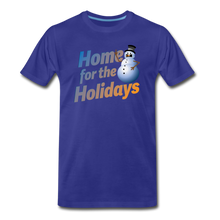 Load image into Gallery viewer, Home For The Holidays - royal blue