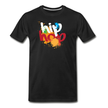 Load image into Gallery viewer, Hip Hop Men's Premium T-Shirt - Digital Crayons