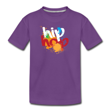 Load image into Gallery viewer, Hip Hop Kids' Premium T-Shirt - Digital Crayons