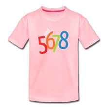 Load image into Gallery viewer, and...5,6,7,8 Kids' Premium T-Shirt - Digital Crayons