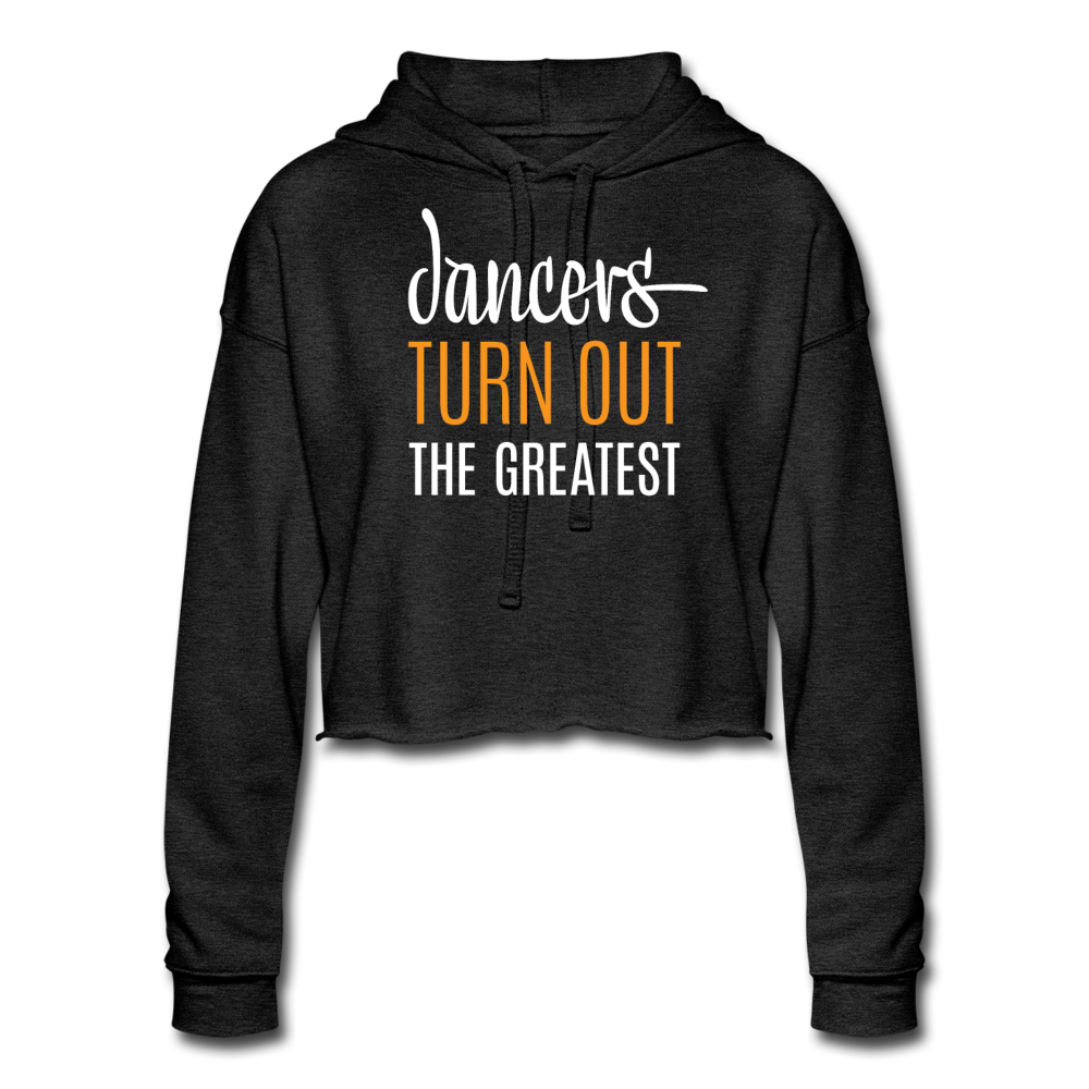 Dancers Turn Out The Greatest - deep heather