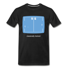 Load image into Gallery viewer, Classically Trained Gamer Men's Premium T-Shirt - Digital Crayons