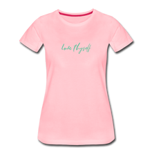 Load image into Gallery viewer, Love Thyself Women's Premium T-Shirt - pink
