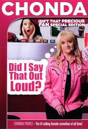 Did I Say That Out Loud? SPECIAL FAN EDITION