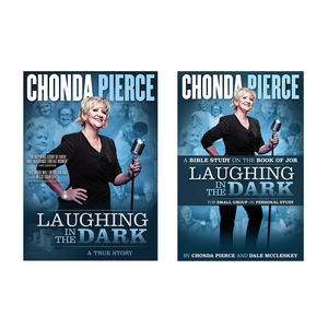 Laughing in the Dark DVD/Bible Study Bundle