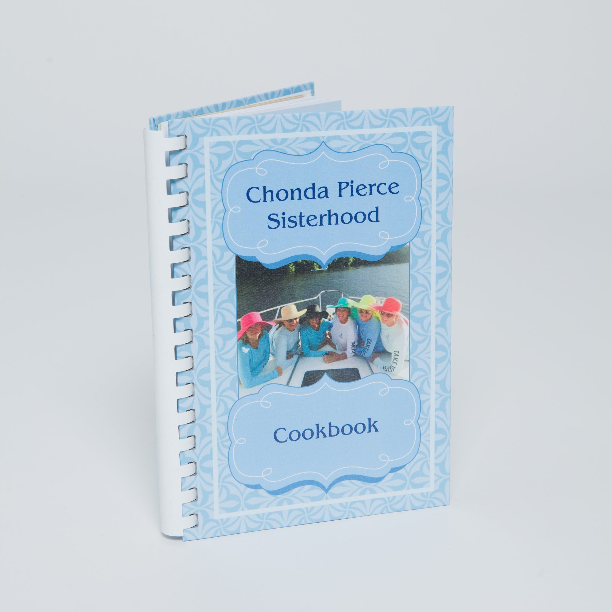 Chonda Pierce Sisterhood Cookbook