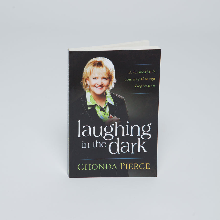Laughing in the Dark Book: A Comedian's Journey through Depression