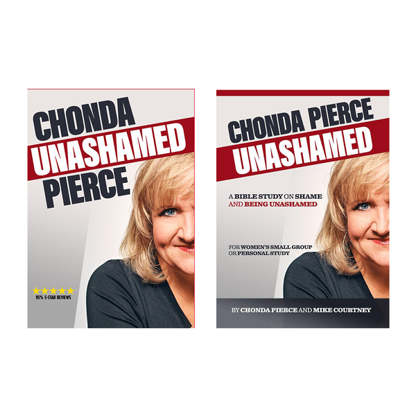 Unashamed DVD/Bible Study Bundle