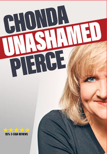 Chonda Pierce Unashamed DVD