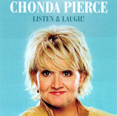 Listen and Laugh Audio CD