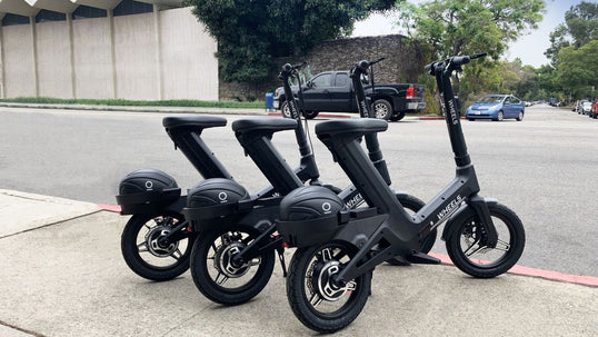 Electronic Bikes, Hover Boards & Scooters