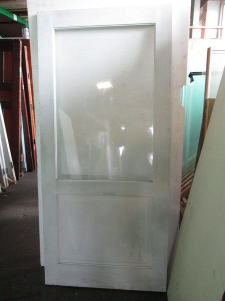 1 Lite 1 Panel Internal Door 1980H x 910W x 40D