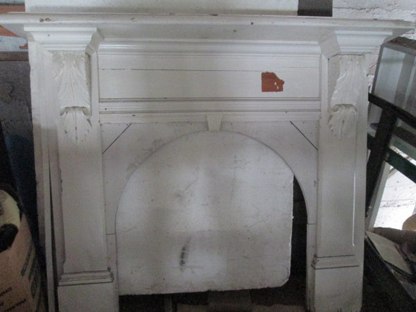 Turn of the Century Fire Surround
