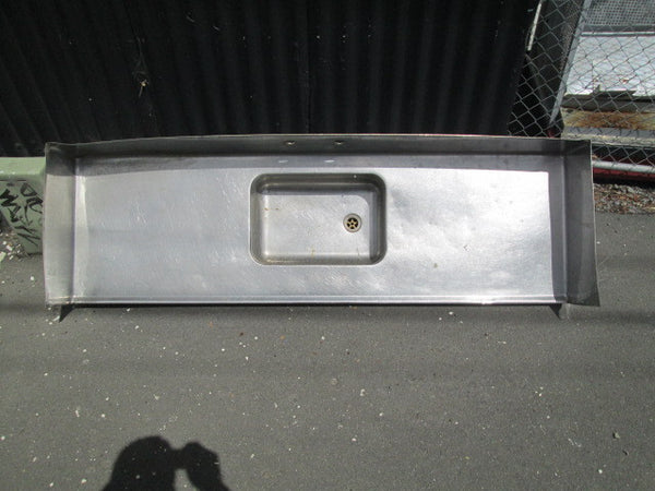 Stainless Steel Sink Bench with Double Ends