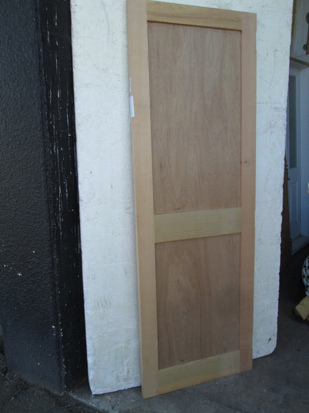 2 Panel Interior Door - New 1995H x 685W x 35D