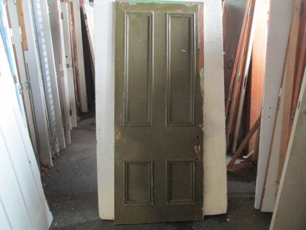 Statesman Paint Finish Door(1990H x 810W x 45D)