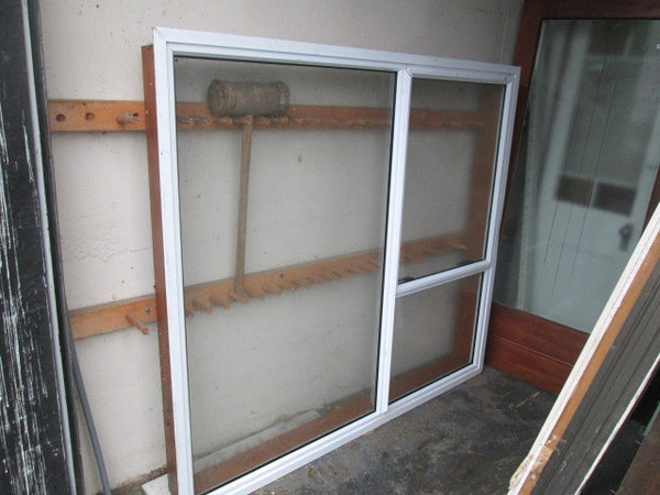 3 Lite White Aluminum Window(1600H x 1800W)