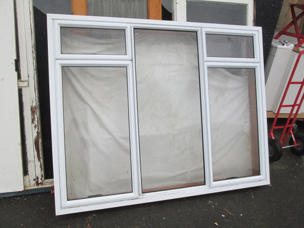 5 Lite White Aluminum with 2 Opening Windows(1400H x 1800W)