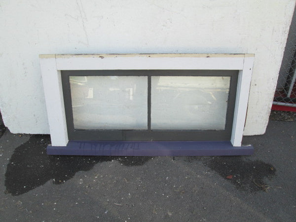 2 Lite Wooden Window(690H x 1420W x 150D)