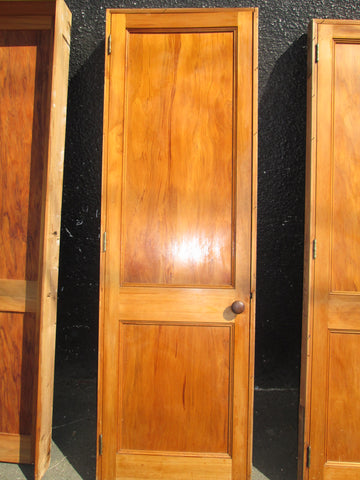 Native Timber Hallway Door 1980H x 600W