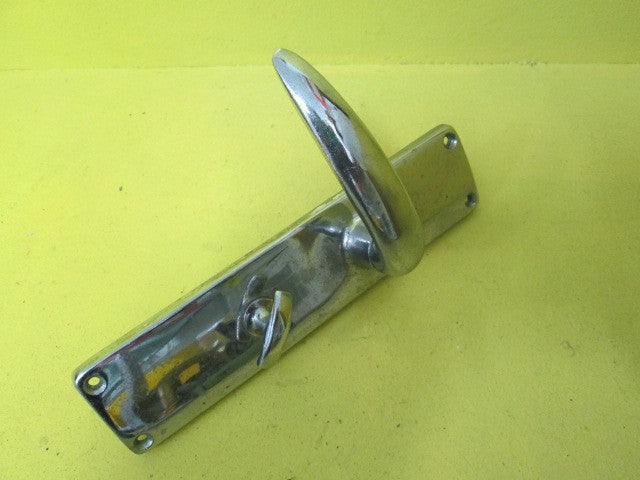 Retro Lever Latch wtih Thumb Turn Handle