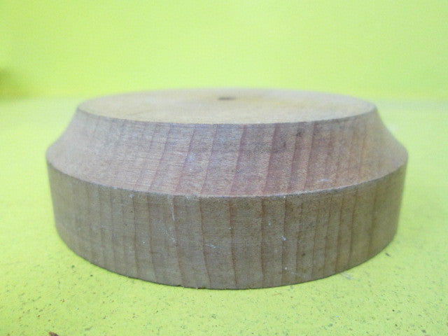 Beveled Wooden Mounting Block For Vintage Switch80d X 25d