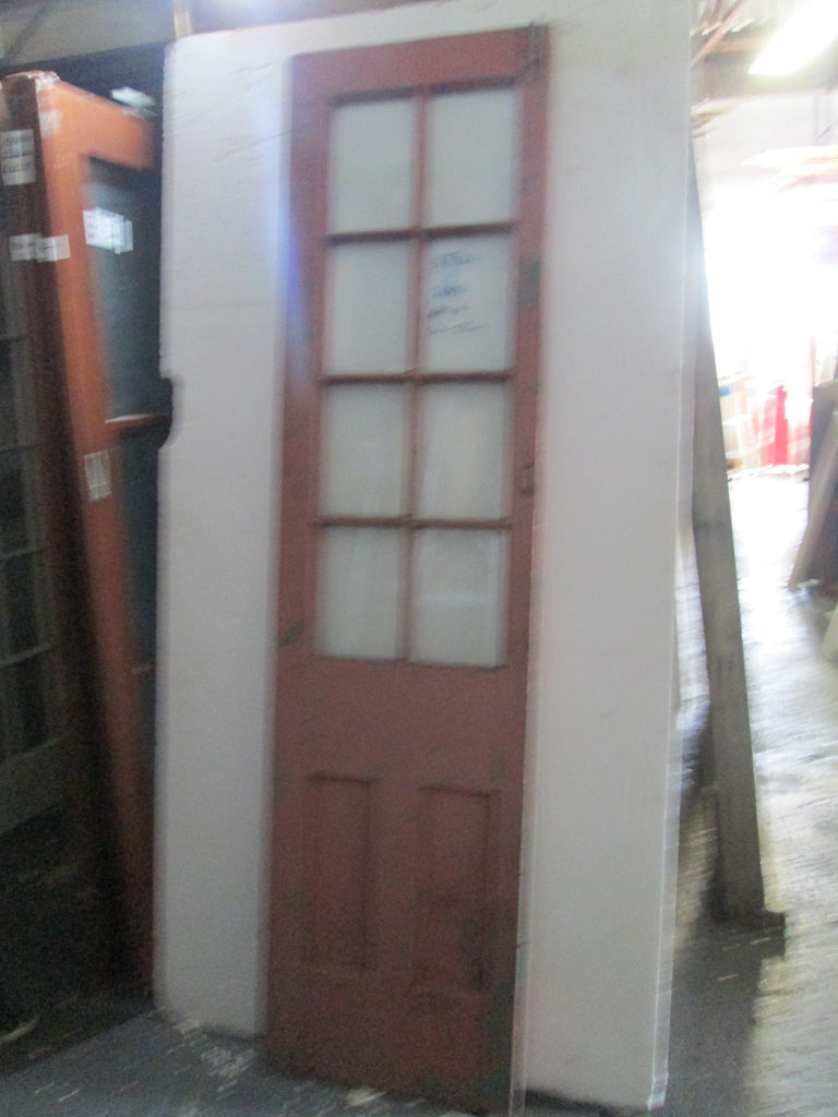 Part of Colonial French Door 2130H x 555W