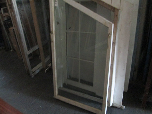 Architectural style 1 Lite Opening Window 1590H x 830W x 40D