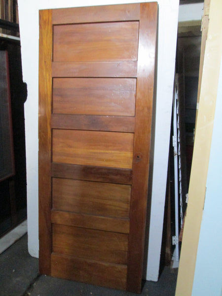 5 Panel Native Timber Internal Door 1960H x 800 x 40W