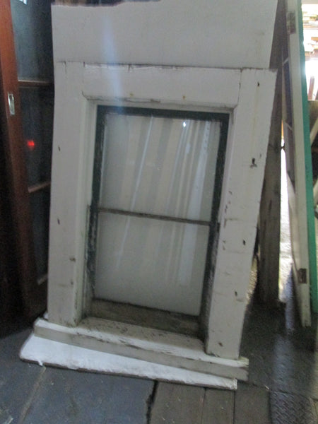 2 Lite Wooden Window 1280H x 770W x 140D