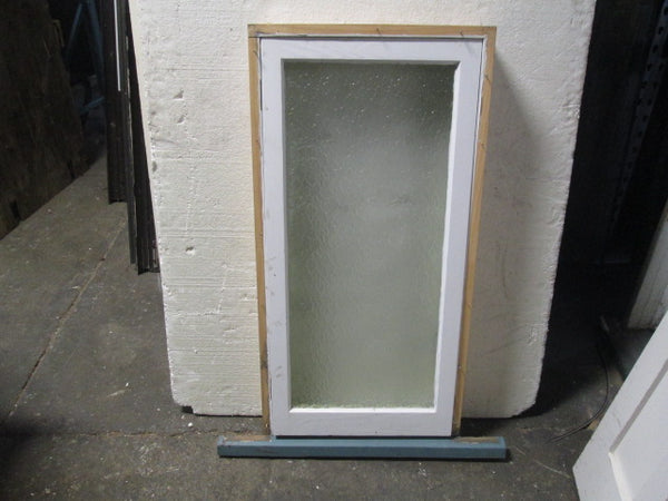 1 Lite Obscured Glass Opening Window(1190H x 600W x 120D)