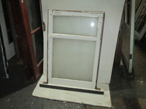 2 Lite Obscure Window with Top Opening 1100H x 745W x 135D