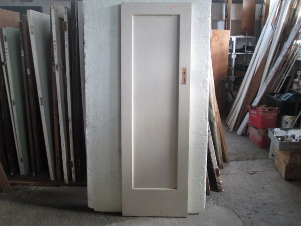 1 Panel Rimu Internal Door(2030H x 645W x 45D)