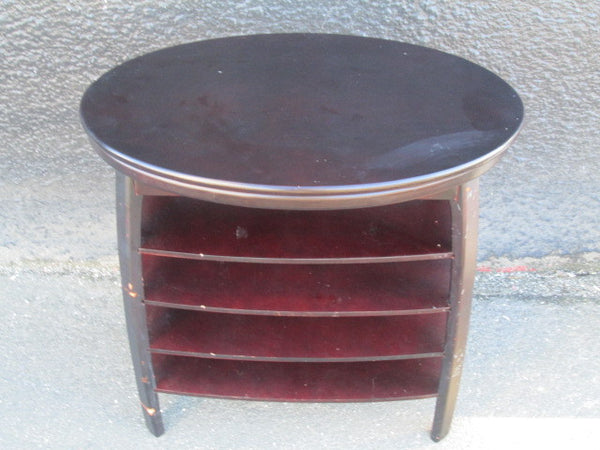 Art Deco Side Table(620L x390W x615H)