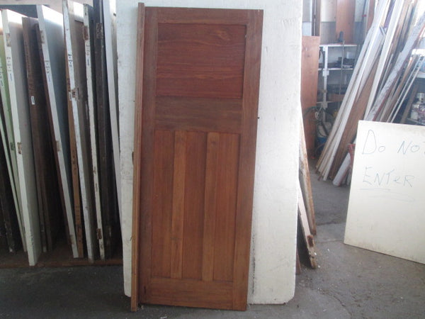 Craftsman Hallway Door with Hardware 1960H x 760W x 30D